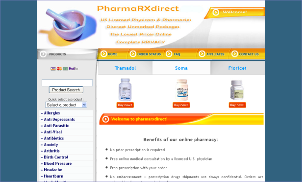 Pharmarxdirect